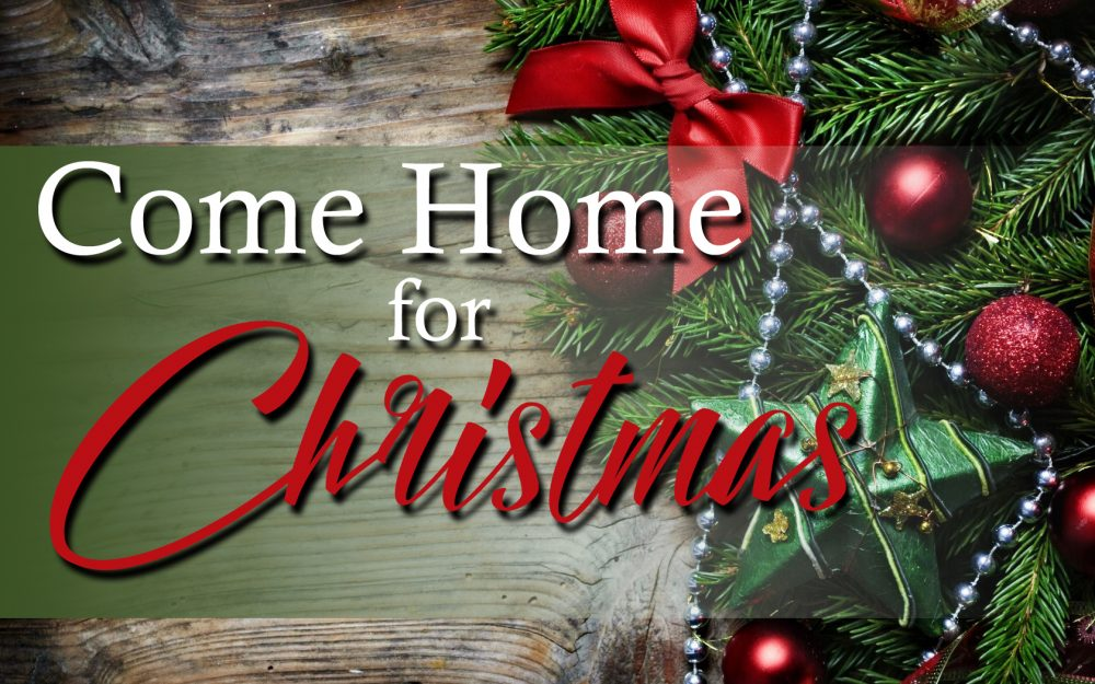 Come Home For Christmas.Come Home For Christmas Vance Memorial Presbyterian Church